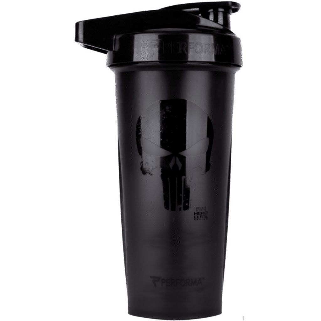 Copy of PACTIV020_ACTIV Shaker, 28oz, Punisher (Blackout)