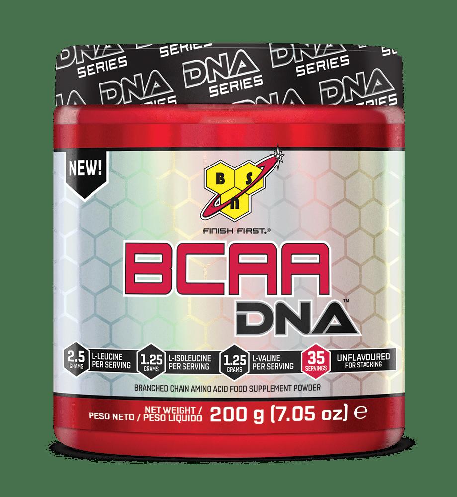 DNA BCAA