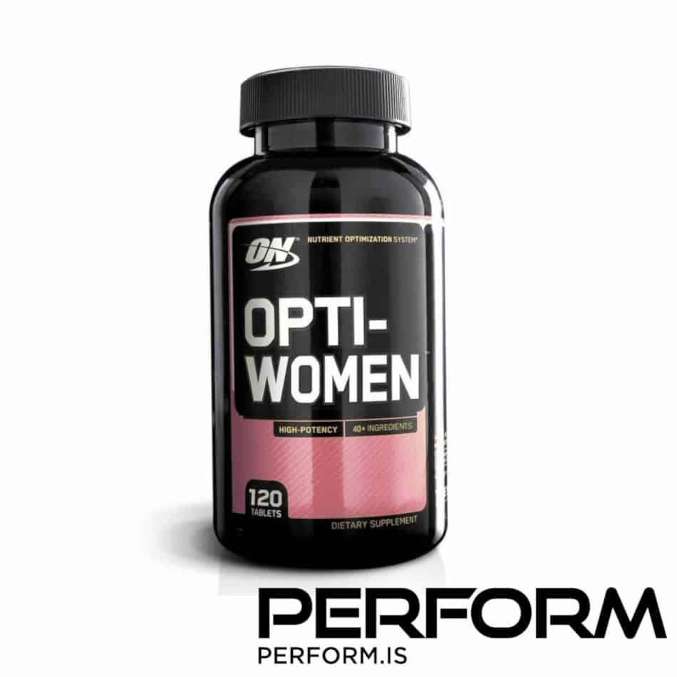 OPTIWOMEN vitamin 120pc