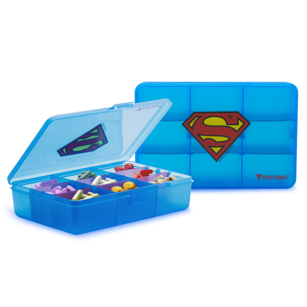 Superman Chest Container