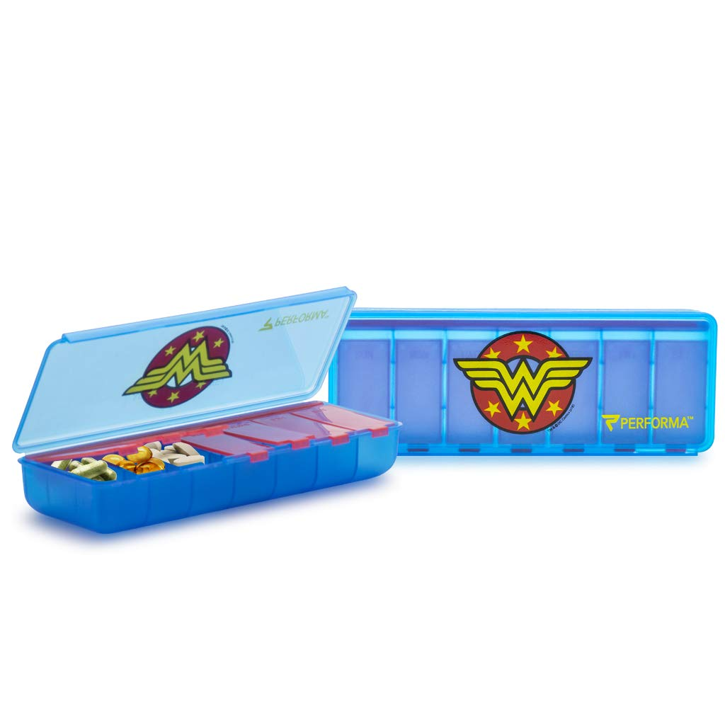 Wonder Woman Pill keeper