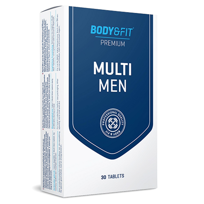 multi vitamin men