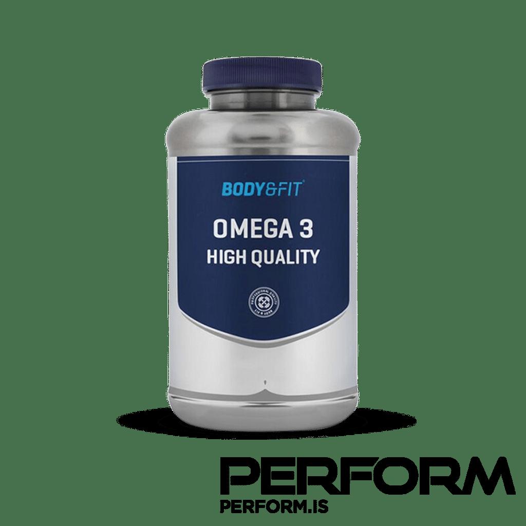 perform omega 3 fitusýrur